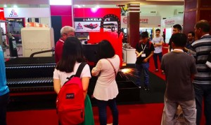 ShenZhen Make Laser Equipment Co.,Ltd.has attended the MATALTECH in Kuala Lumpur ,MALAYSIA show from May 23rd to 26th  2018